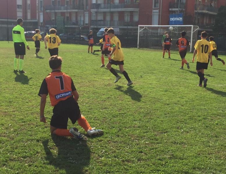 Calcio Giovanissimi - Juvenilia Vs Nativitas