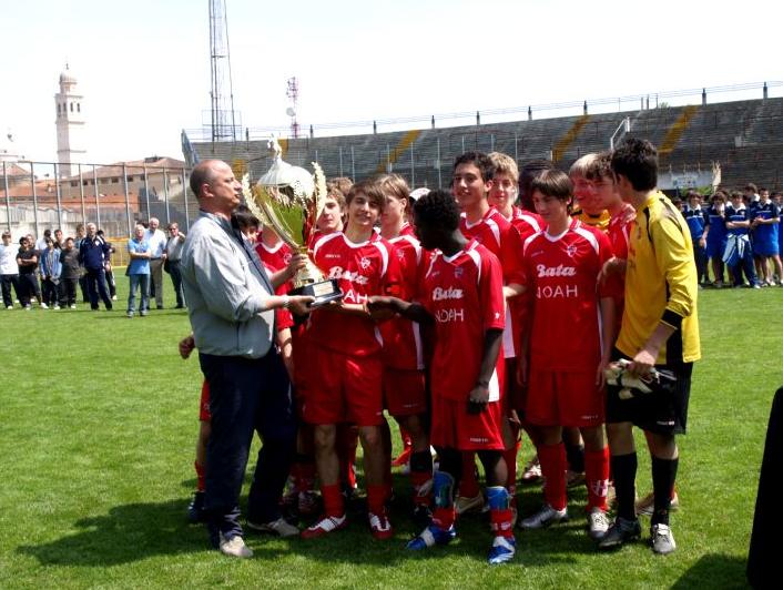 Calcio Padova vincitrice del torneo